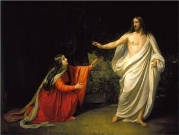 Mary Magdalene Loved Our Lord