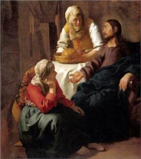 Memorial of Saint Martha