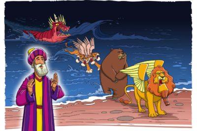 Friday, 12-1-16 Daniel's Vision | Daniel Chapter 7