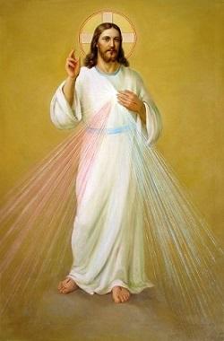 Divine Mercy - sidebar