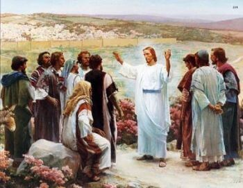 Jesus Reproaches the Towns