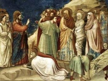 Jesus raised Lazarus from the dead
