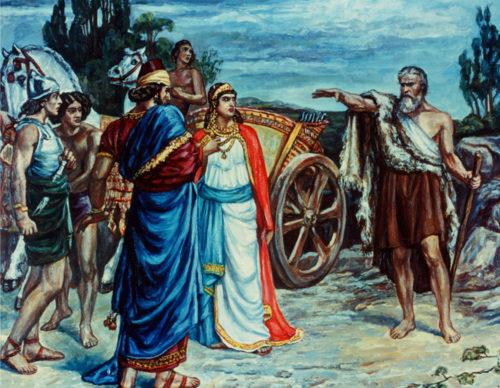 Jezebel and Elijah