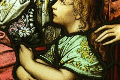 Saturday, 5/21/16 - Jesus loves the little children