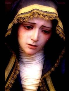 Friday, 9/15/17 Our Lady of Sorrows | A Mother Who Feels Our Pain