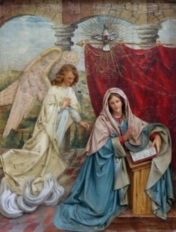 Friday, 9/8/16 The Virgin Mary | Scientific Proof of Her Sinless Nature