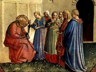 The Solemnity of the Nativity of John the Baptist