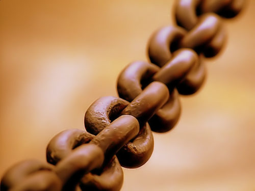 Thursday 2/8/2018  Fidelity:  Taking Your Place in the Chain of Faith