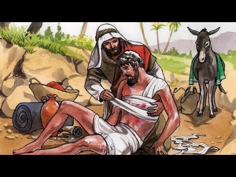 """15th Sunday in ordinary time, Year c, July 14, 2019 - """"Take"""