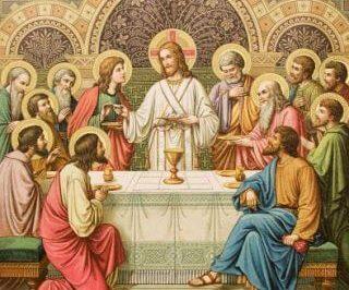 Christ Knew Judas Would Betray Him