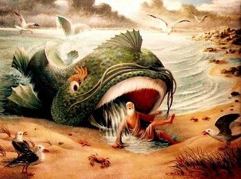 Monday 10/9/2017 - Jonah and the turbulence of life