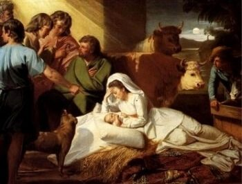 Sunday, 12/25/16 – He's Here! And We Know Just What to Do…